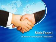 Handshake03 Business PowerPoint Templates And PowerPoint Backgrounds p