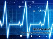 Heart Monitor Technology PowerPoint Templates And PowerPoint Backgroun