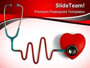 Heart Care Medical PowerPoint Templates And PowerPoint Backgrounds 021