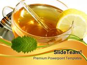 Herbal Tea Food PowerPoint Themes And PowerPoint Slides ppt designs