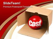 Hidden Cost Business Marketing PowerPoint Backgrounds And Templates pp