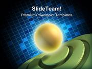 High Technology Shapes PowerPoint Templates And PowerPoint Backgrounds