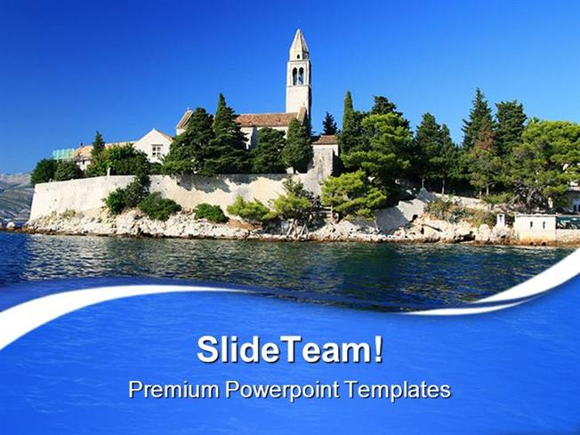 hillstation vacation powerpoint themes and powerpoint slides ppt l