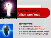 Vihangam Yoga Meditation scientifically   proofed