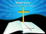 Holy Bible Religion PowerPoint Templates And PowerPoint Backgrounds 02