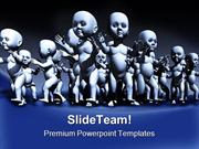 Human Cloning Medical PowerPoint Templates And PowerPoint Backgrounds