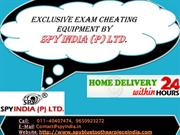 Exclusive Exam Cheating Equipment By
