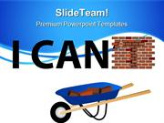 I Can Construction PowerPoint Templates And PowerPoint Backgrounds ppt