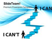 I Can Leadership PowerPoint Templates And PowerPoint Backgrounds ppt t