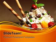 Ice Cream Food PowerPoint Templates And PowerPoint Backgrounds ppt the