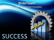 Industry Report Success PowerPoint Templates And PowerPoint Background