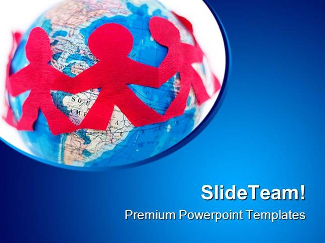 International Relations Globe Powerpoint Templates And Powerpoint