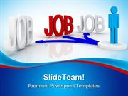 Job Future PowerPoint Templates And PowerPoint Backgrounds ppt themes
