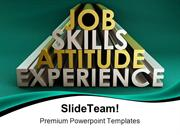 Job Skills Business PowerPoint Templates And PowerPoint Backgrounds pg