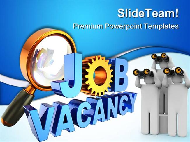 Job vacancy future powerpoint templates and powerpoint backgrounds job vacancy future powerpoint templates and powerpoint backgrounds authorstream toneelgroepblik Choice Image