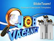 Job Vacancy Future PowerPoint Templates And PowerPoint Backgrounds pgr