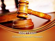 Judges Gavel Law PowerPoint Templates And PowerPoint Backgrounds ppt s