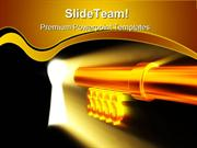 Key Light Security PowerPoint Templates And PowerPoint Backgrounds ppt