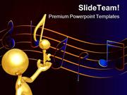 Key Note Music PowerPoint Templates And PowerPoint Backgrounds ppt lay