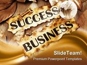Key To Success In Business Global PowerPoint Templates And PowerPoint