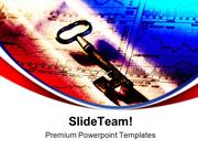 Key To Success Security PowerPoint Templates And PowerPoint Background