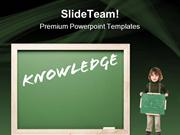 Knowledge Education PowerPoint Templates And PowerPoint Backgrounds pp