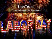 Labor Day Americana PowerPoint Templates And PowerPoint Backgrounds pp