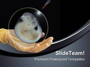 Laboratory Animal Research Science PowerPoint Themes And PowerPoint Sl