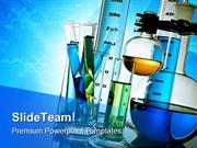 Laboratory Equipment Science PowerPoint Templates And PowerPoint Backg