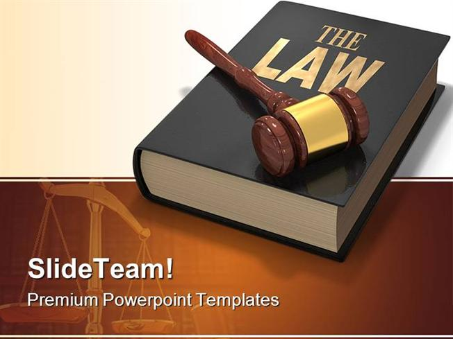 Law Justice Powerpoint Templates And Powerpoint Backgrounds