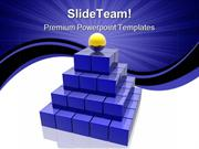 Leader Concept01 Leadership PowerPoint Templates And PowerPoint Backgr
