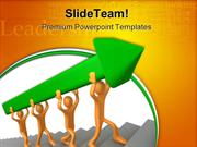 Leadership Success PowerPoint Templates And PowerPoint Backgrounds ppt