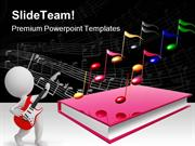 Learn Music PowerPoint Templates And PowerPoint Backgrounds ppt slide