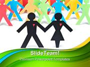 Let Get Together Global PowerPoint Themes And PowerPoint Slides ppt de