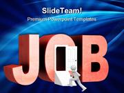 Looking For Job Future PowerPoint Templates And PowerPoint Backgrounds