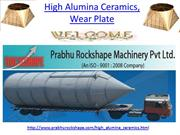 High Alumina Ceramics, Wear Plate manufacturers