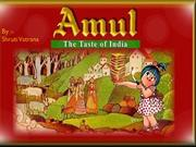 branding strategies of amul