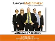 Lawyer Matchmaker - What To Do After A Motorcycle Accident