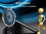 Marketing Tool Industrial PowerPoint Templates And PowerPoint Backgrou