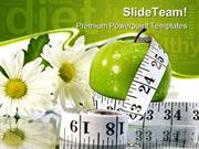 Measurement Health PowerPoint Templates And PowerPoint Backgrounds pgr