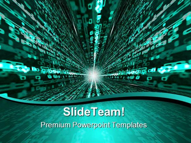 Matrix binary background powerpoint templates and powerpoint backg presentation description toneelgroepblik Choice Image