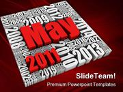 May 2011 Future Business PowerPoint Templates And PowerPoint Backgroun