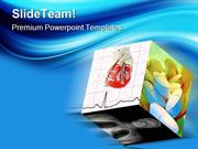 Medical Cube Science PowerPoint Templates And PowerPoint Backgrounds p