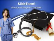 Medical Education People PowerPoint Backgrounds And Templates ppt layo