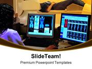Medical Unit Computer PowerPoint Templates And PowerPoint Backgrounds