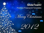 Merry Christmas Holidays PowerPoint Templates And PowerPoint Backgroun
