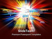 Model Of Explosion Business PowerPoint Themes And PowerPoint Slides pp
