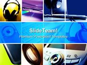 Montage Technology PowerPoint Templates And PowerPoint Backgrounds ppt