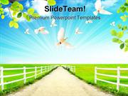 Nature Beauty PowerPoint Templates And PowerPoint Backgrounds ppt them