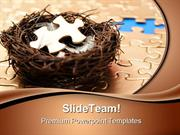 Nesting The Missing Piece Business PowerPoint Templates And PowerPoint